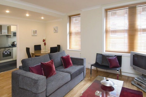 Serviced Apartment in Marylebone