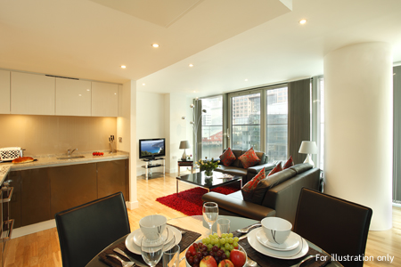 Serviced Apartments City Of London