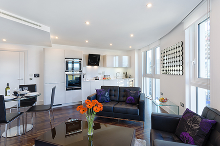 Aldgate Serviced Apartments East London Altitude