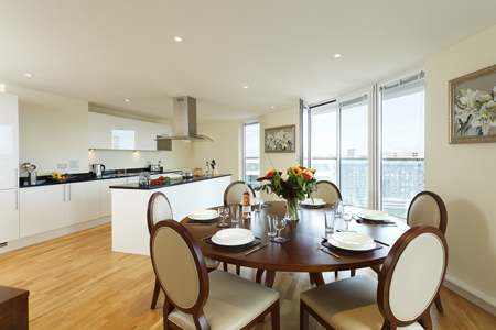 Canary Wharf Serviced Apartments