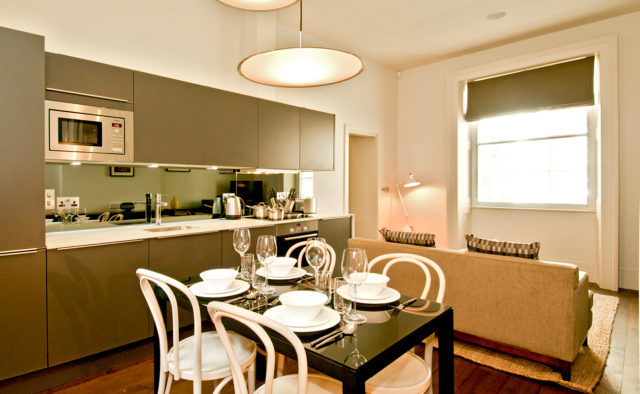 Serviced Apartments in The City, Cannon Street