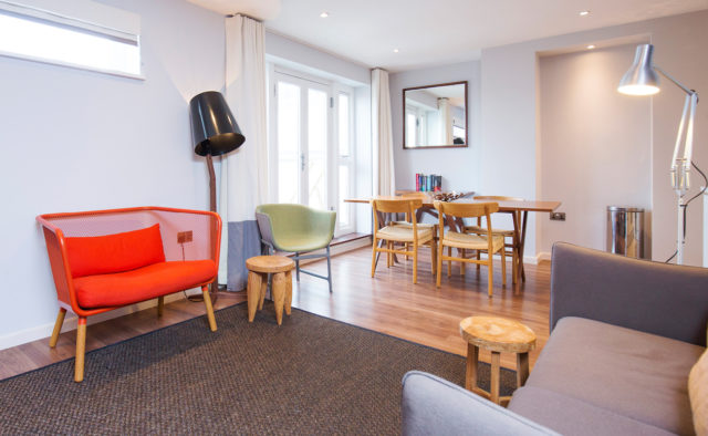 Serviced Apartment Hoxton East London