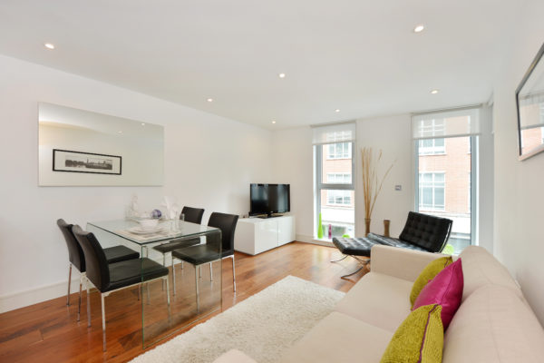 Serviced Apartment in Westminster