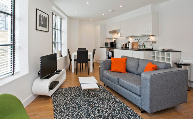 Serviced Apartment in Shoreditch