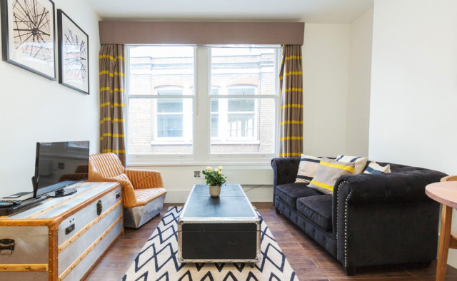 Serviced Apartments St Paul's, The City